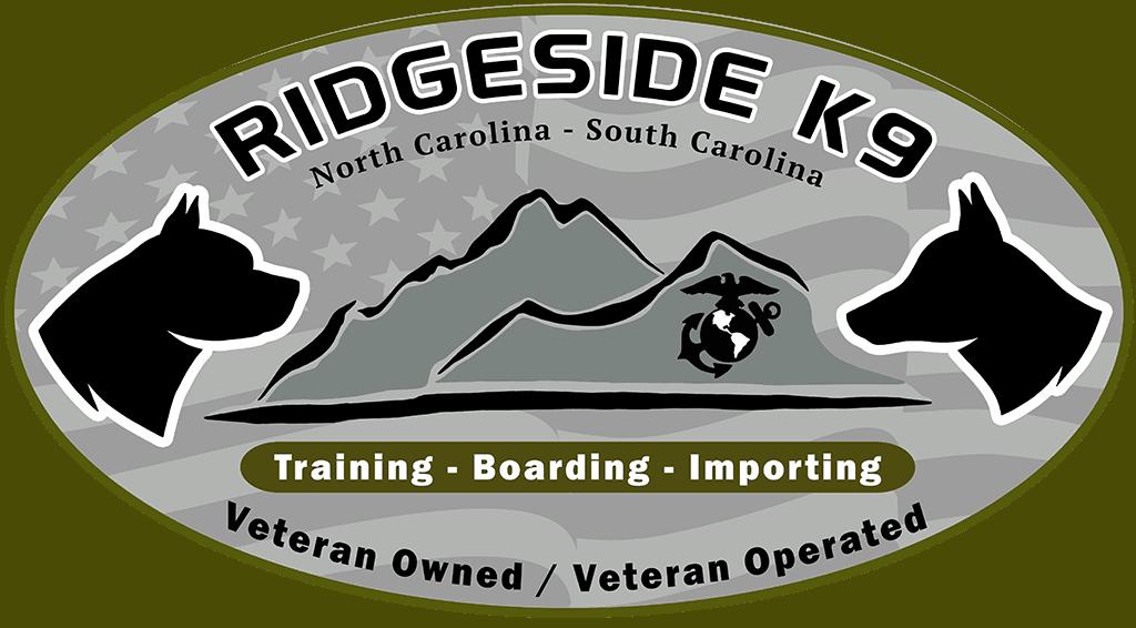 Rideside K9 Carolinas