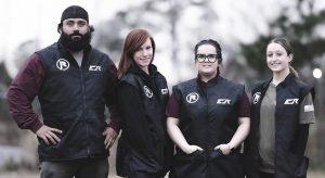 The Ridgeside K9 Team Members